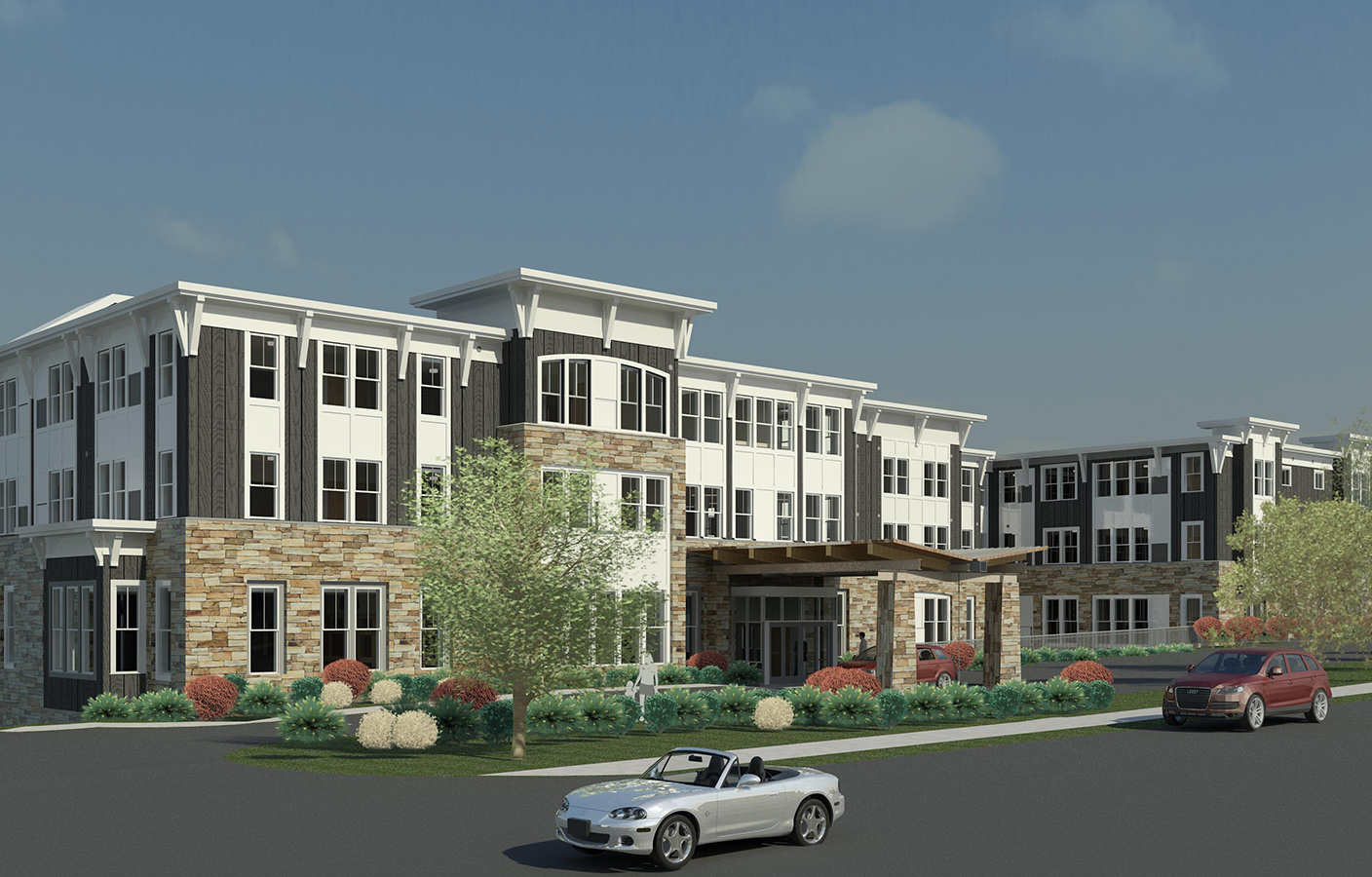 <p>Norwood Partners with Sage Senior Living to Construct New Paoli Community </p>