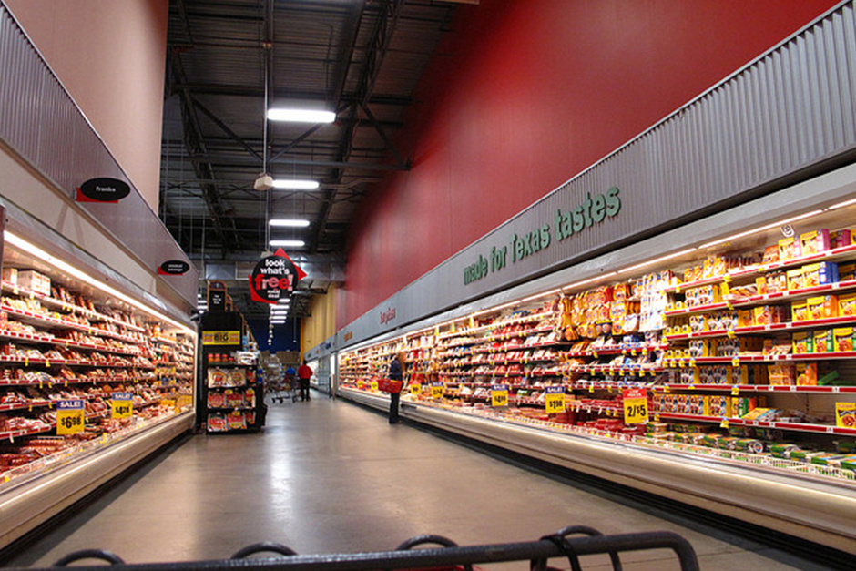 National Construction Solutions Group Heb Grocery Store
