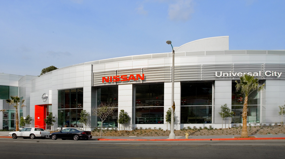 National Construction Solutions Group: Universal City Nissan